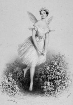 La Sylphide - Marie Taglioni