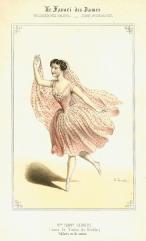 Fanny Cerrito dans Le violon du Diable