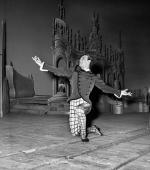 Raymond Franchetti dans Printemps de Vienne en 1954