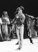 Stéphane Prince dans Le Lac des cygnes