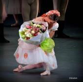Myriam Kamionka les adieux à la scène de l'Opéra le 15 juillet 2016 dans Brahms-Schönberg Quartet