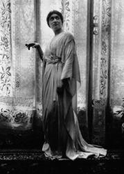 Marthe Urban en 1913