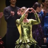 Caroline Bance adieux à la scène dans Carmen le 14 juillet 2019