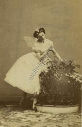 Emma Livry dans le Papillon