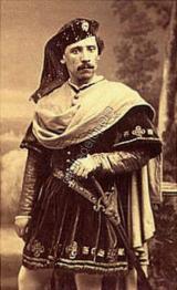 Louis Mérante dans le rôle de Djalma