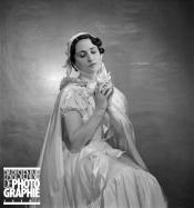 Camille Bos dans le Spectre de la rose (avril 1938)