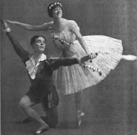 Albert Aveline et Carlotta Zambelli