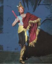 Agamemnon dans le ballet