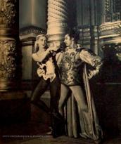 Lycette Darsonval et Alexandre Kalioujny