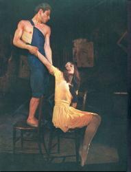 Le jeune homme et la mort avec N. Philippart