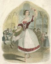 Pauline Duvernay dans le Brigand
