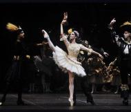 Aurore dans la Belle au bois dormant de R. Noureev (1989)