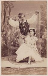 Louis Mérante et Marfa Mouravieva