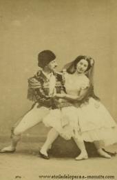 Amalia Ferraris et M.Chapuis