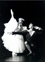 La Sylphide avec Manuel Legris