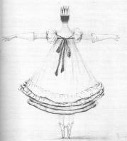 Geneviève Gosselin en 1815