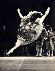 Isabelle Guérin dans Don Quichotte