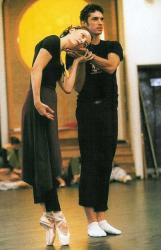 Avec Clairemarie Osta