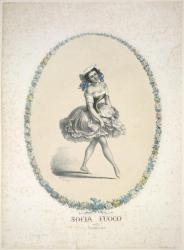 Sofia Fuoco dans la Tarentelle