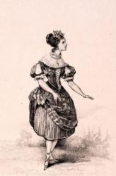 Effie dans Giselle