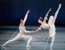 Joyaux (variation Diamant)de G.Balanchine