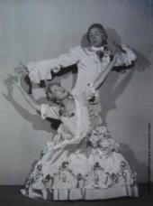 Serge Peretti et Marie-Louise Didion