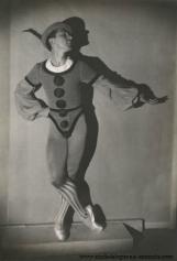 Serge Peretti dans Salade de Serge Lifar en 1935