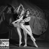 Lycette Darsonval et Serge Peretti