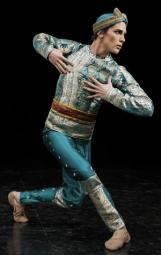 Stephane Bullion dans le rôle de Solor en 2011 - Photographe : Sébastien Mathé