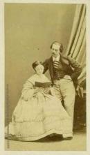 Zina et Louis Mérante